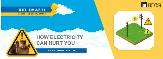 How electricity can hurt you