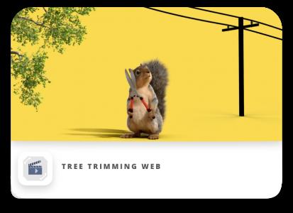 Tree Trimming Web